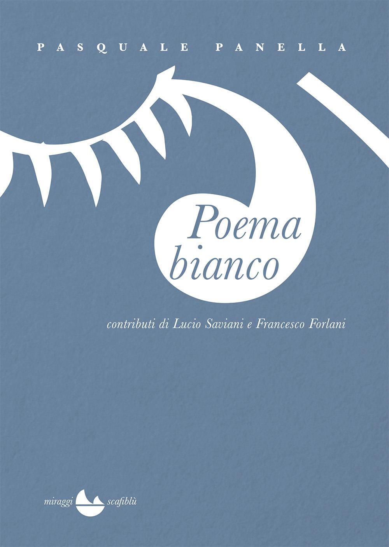 panella poema bianco miraggi edizioni