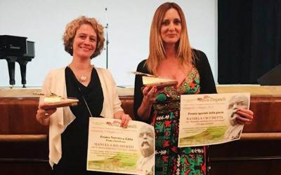 Allo Zingarelli premio speciale della giuria per Daniela Cicchetta