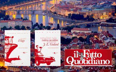 NováVlna, una nuova collana per riscoprire i capolavori della letteratura ceca: le recensione di Lorenzo Mazzoni su ilfattoquotidiano.it