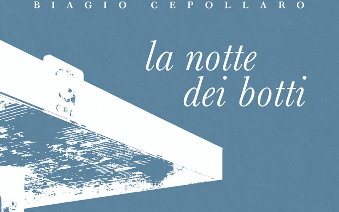 """""""La notte dei botti"""": la recensione di Luciano Del Sette su il manifesto-Alias"""