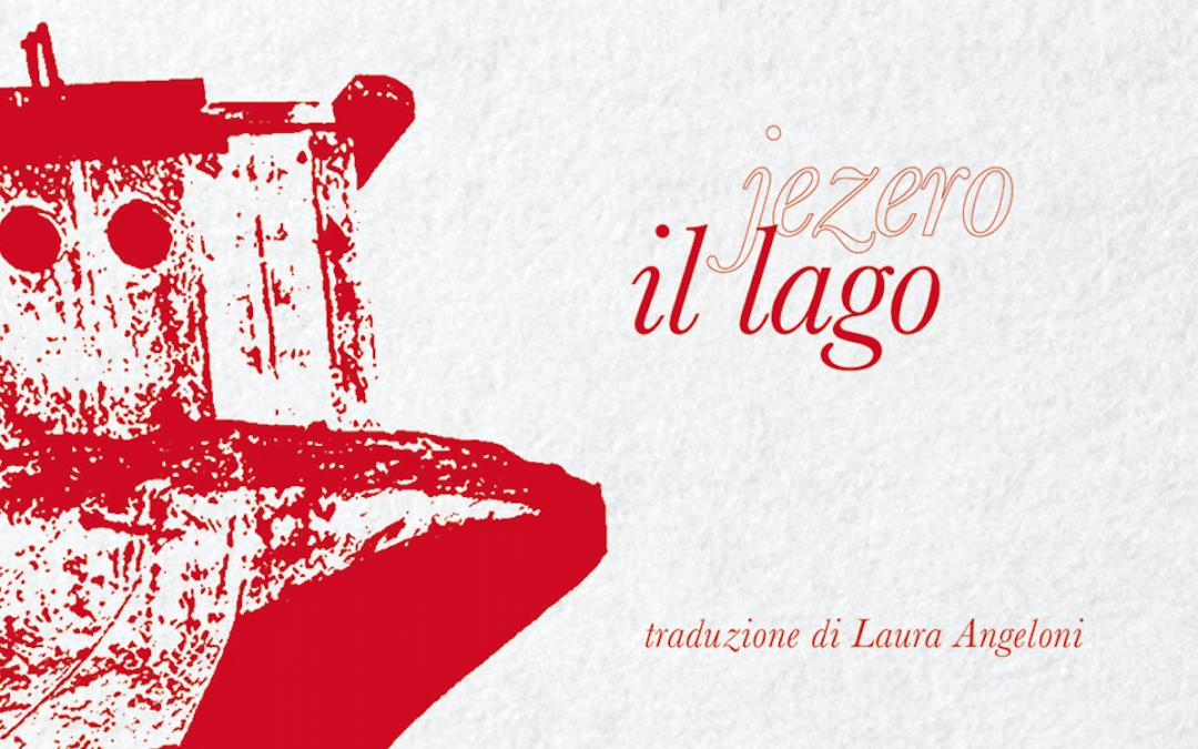 """""""Il lago"""": la recensione su La Nuova Sardegna"""