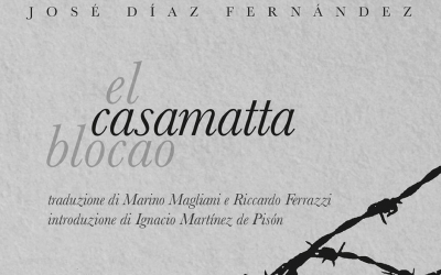 """""""Casamatta"""": la recensione di Giacomo Stocco su Le monde diplomatique"""