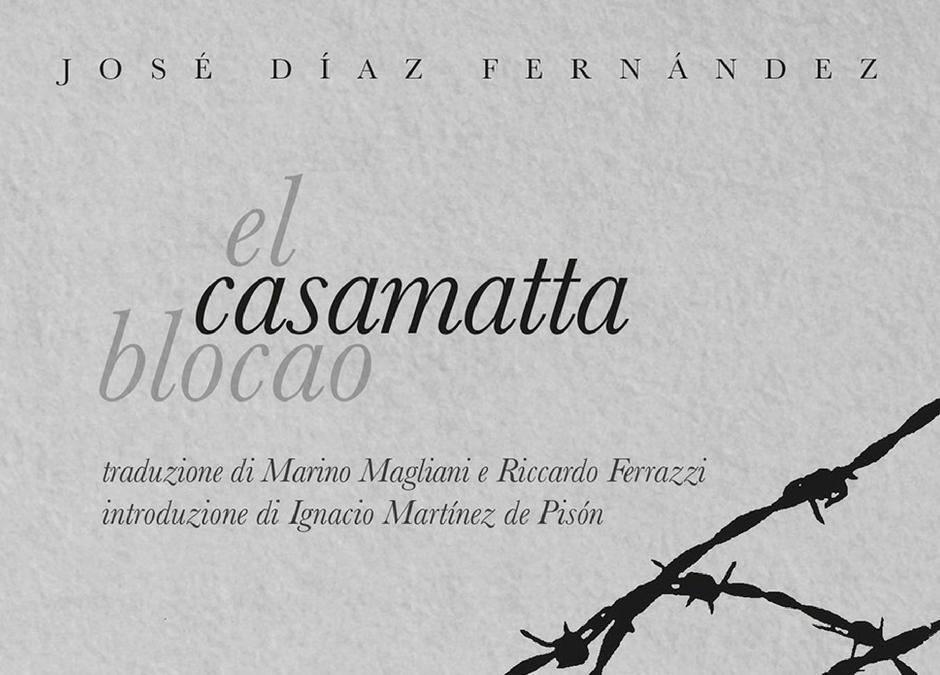 """L'inferno di Fernandez. """"Casamatta"""" secondo Valentina Di Cesare su succedeoggi.it"""