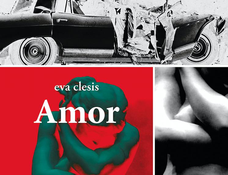 """""""Amor"""" il nuovo romanzo caleidoscopico di Eva Clesis – di Mariangela Taccogna su mangialibri.com"""