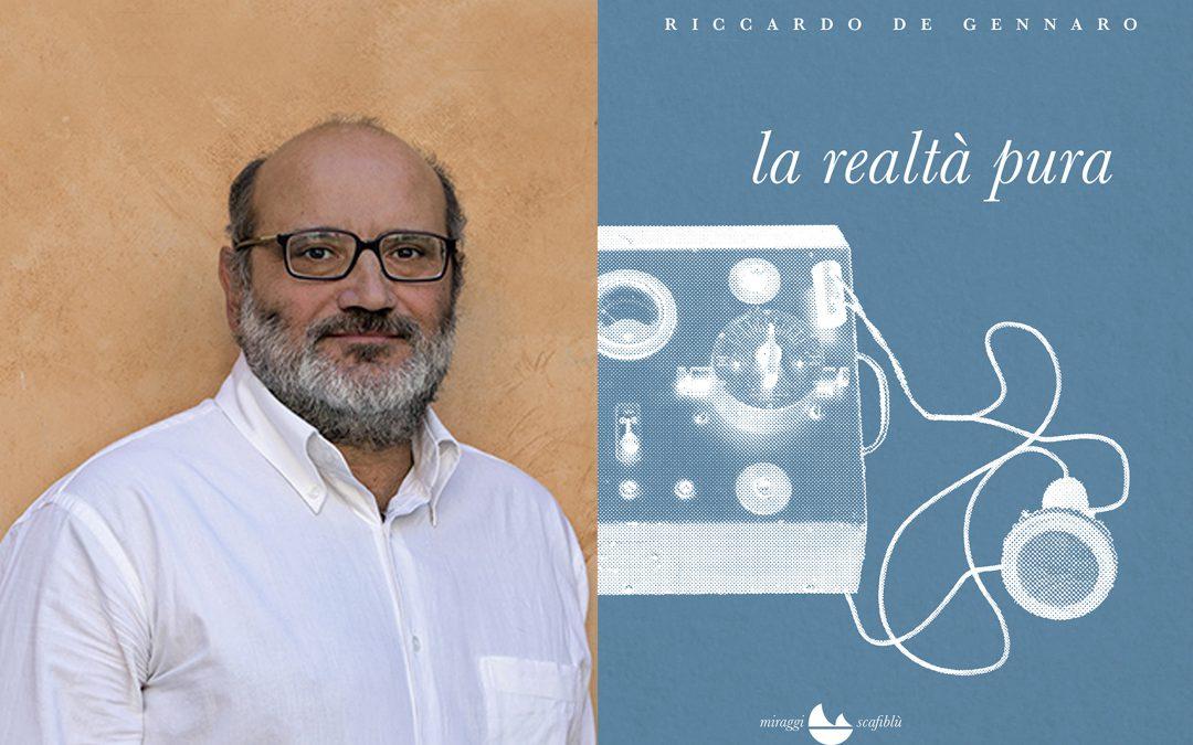 """La realtà pura"" tra Camus, Mersault, Walser ma soprattutto Kafka! – Martina Carnesciali intervista Riccardo De Gennaro"