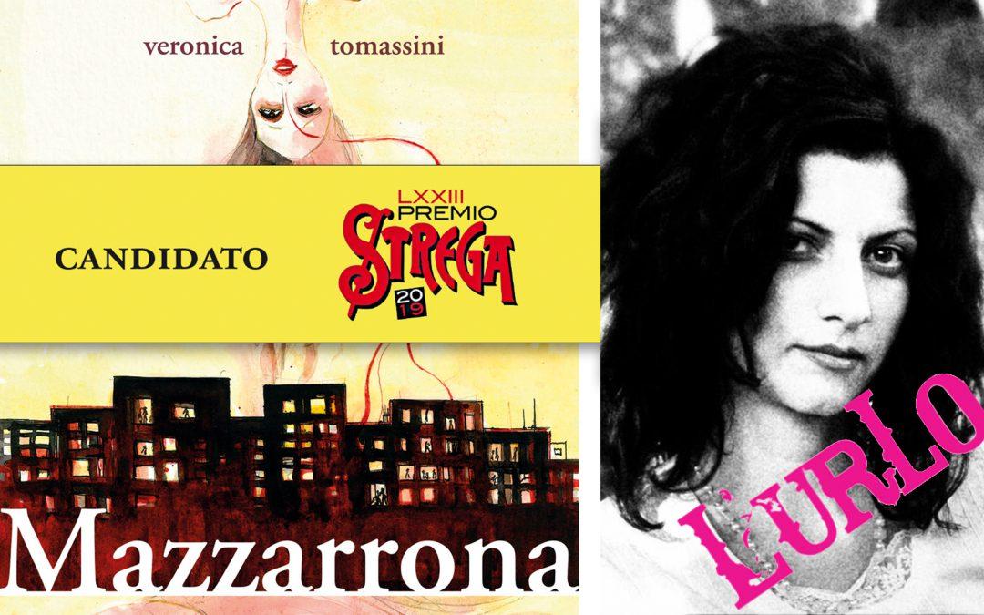 """Il ritorno di Veronica Tomassini è subito """"Strega"""". L'intervista di Salvatore Massimo Fazio  su L'URLO"""