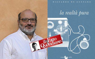 Riccardo De Gennaro e Dominique de Roux, miraggi agli antipodi della narrativa – di Lorenzo Mazzoni su Il Fatto Quotidiano