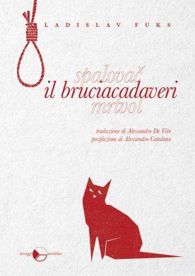 Il bruciacadaveri - cover