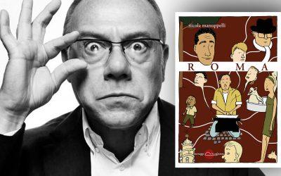 Carlo Verdone si riconosce nel romanzo Roma di Nicola Manuppelli
