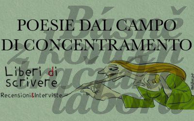 POESIE DAL CAMPO DI CONCENTRAMENTO di Josef Čapek (Miraggi Edizioni 2019) a cura di NicolaVacca su Liberi di Scrivere