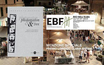 PREMIO LORENZO CLARIS APPIANI a PHOTOMATON & VOX tradotto da Gaia Bertoneri