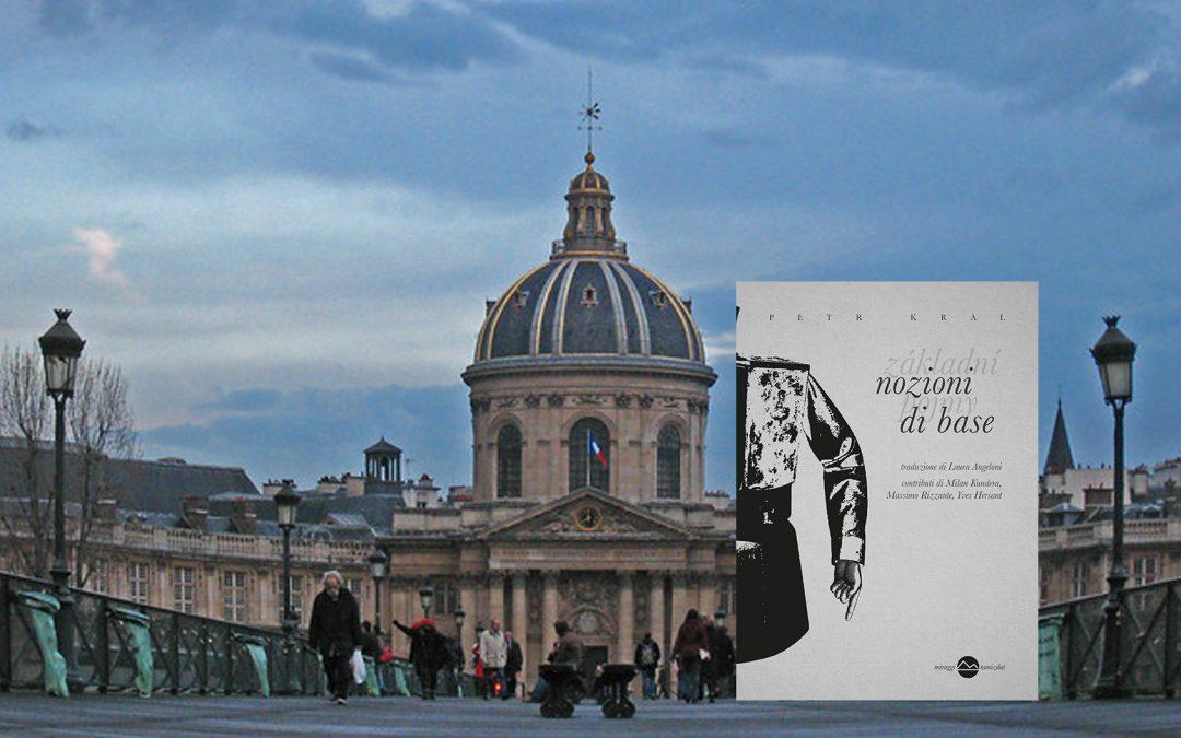 Grand Prix de la Francophonie à Petr Kral – L'Académie française présente le palmarès de ses prix pour l'année 2019