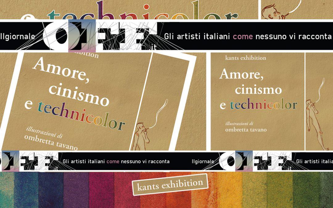 """L'amore, il cinismo e la """"vita in technicolor"""" di Kants Exhibition – recensione di Anna Valerio su Il Giornale OFF"""