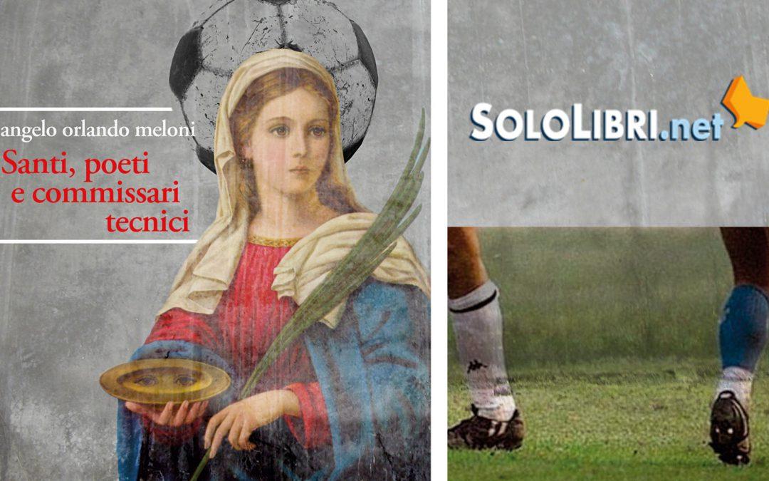 SANTI, POETI E COMMISSARI TECNICI – recensione di Milena Privitera su SoloLibri.net