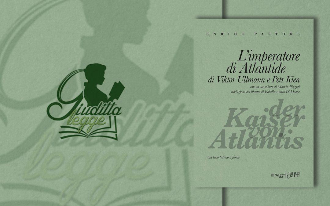L'IMPERATORE DI ATLANTIDE – recensione di Andrea Cabassi su Giuditta legge