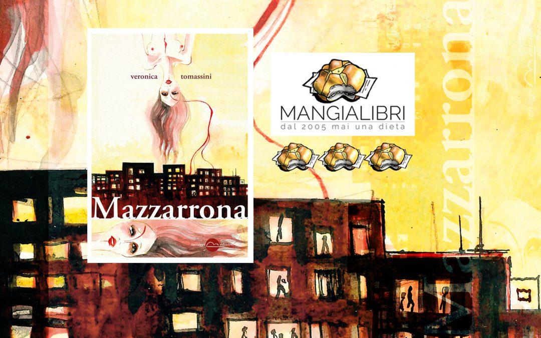 MAZZARRONA – recensione di Fabio Dell'Armi su Mangialibri
