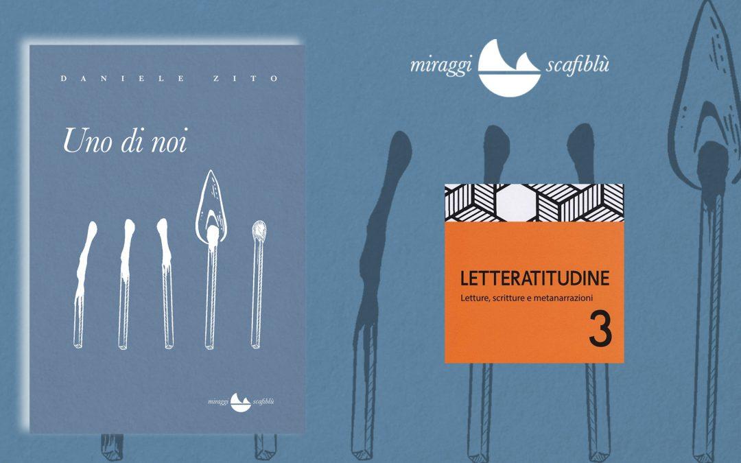 """UNO DI NOI. """"Una tragedia contemporanea, una formidabile intuizione di scrittura."""" – recensione di Daniela Sessa su Letteratitudine"""