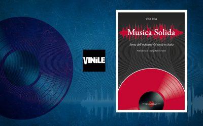 """MUSICA SOLIDA di Vito Vita – recensione di Francesco Coniglio su """"Vinile"""""""