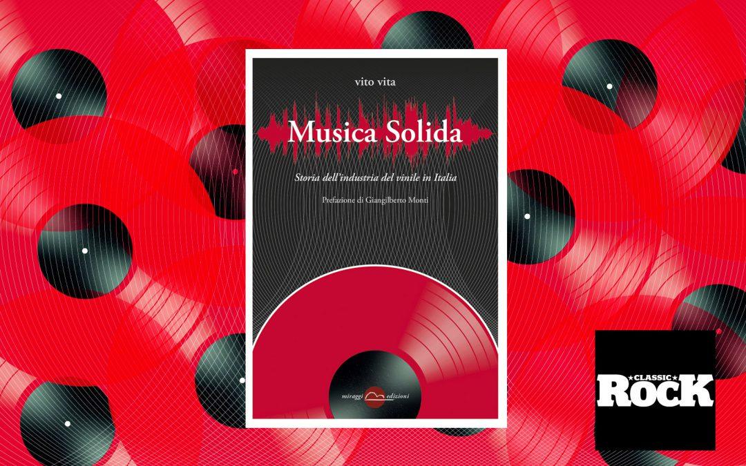 MUSICA SOLIDA – intervista di Alessandro Bottero su Classic Rock