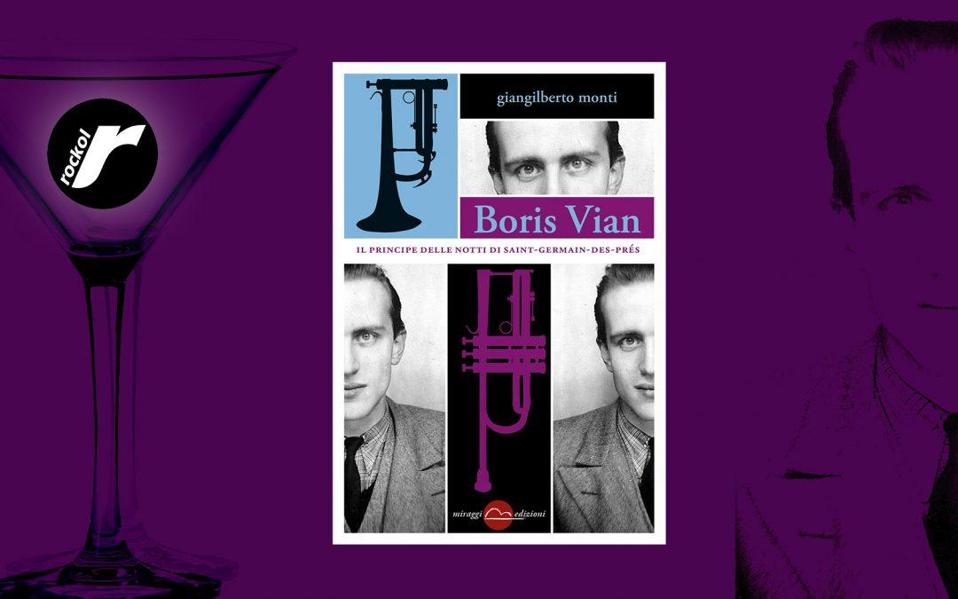 BORIS VIAN – recensione di Franco Zanetti su Rockol