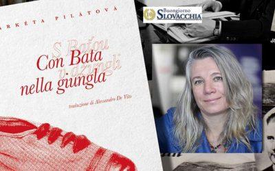 Baťa, il visionario: il tour d'Italia del romanzo in uscita di Markéta Pilátová