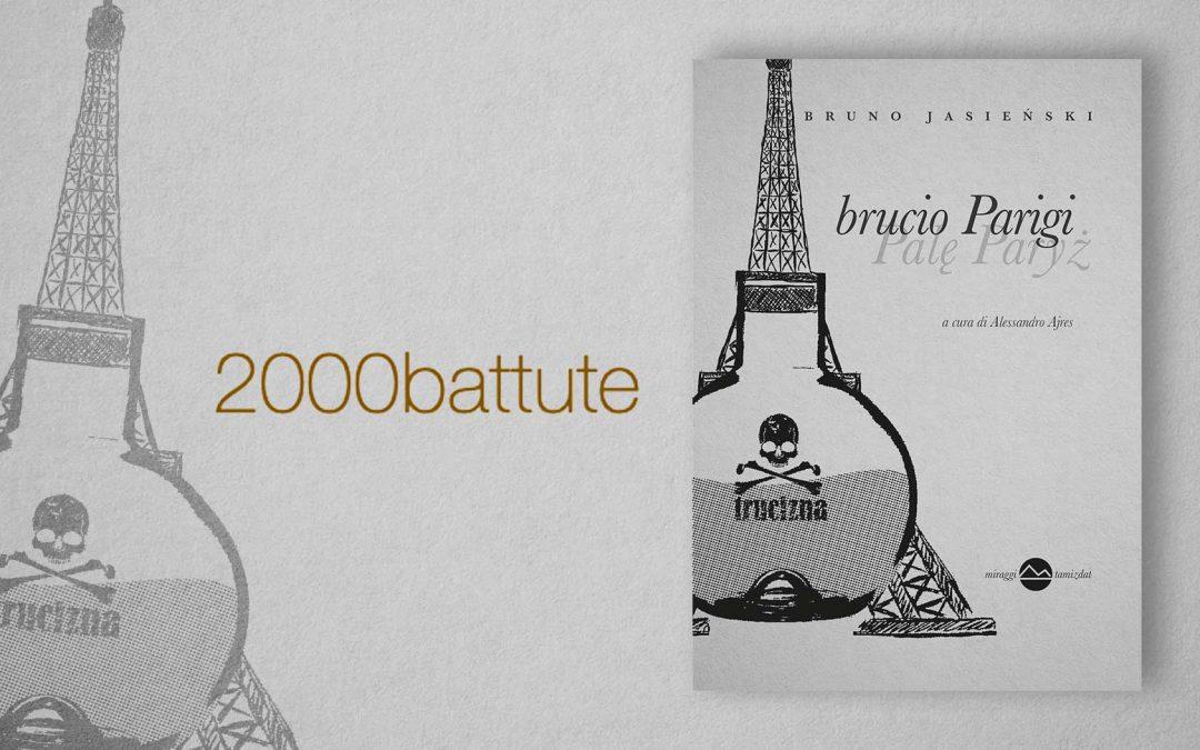 BRUCIO PARIGI – recensione di Cornelio Nipote su 2000battute