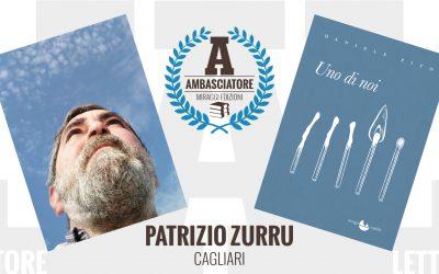 Patrizio Zurru – Ambasciatore Lettore Miraggi legge UNO DI NOI di Daniele Zito