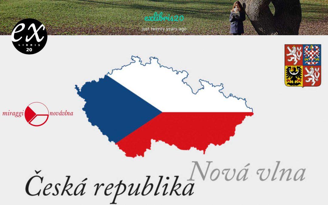 """Nová Vlna: un'""""onda"""" di autori europei dalla Repubblica Ceca – intervista ad Alessandro De Vito di Angela Vecchione su Exlibris20"""