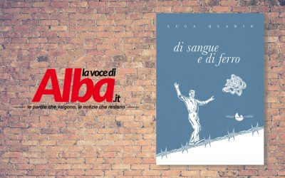 DI SANGUE E DI FERRO – presentazione alla Libreria Milton di Alba in collaborazione con Book Advisor (la voce di Alba.it)