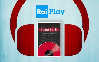 MUSICA SOLIDA – Vito Vita intervistato su RaiPlay a Italia con Voi