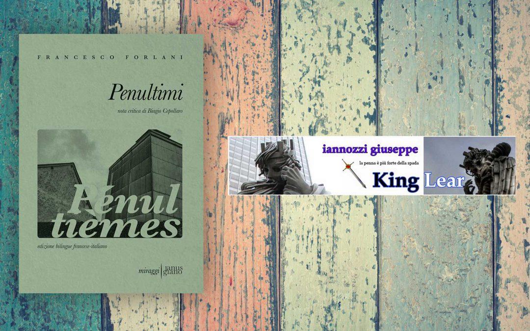 PENULTIMI – recensione di Giuseppe Iannozzi