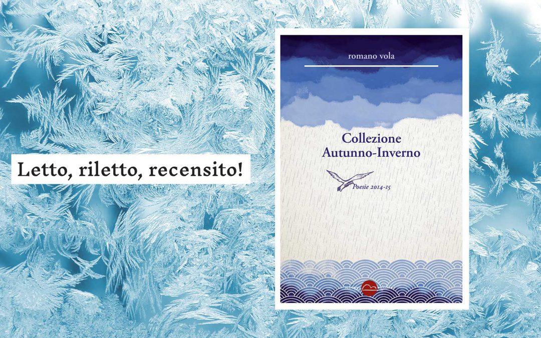 COLLEZIONE AUTUNNO-INVERNO – recensione di Paolo Pera su Letto, riletto, recensito!