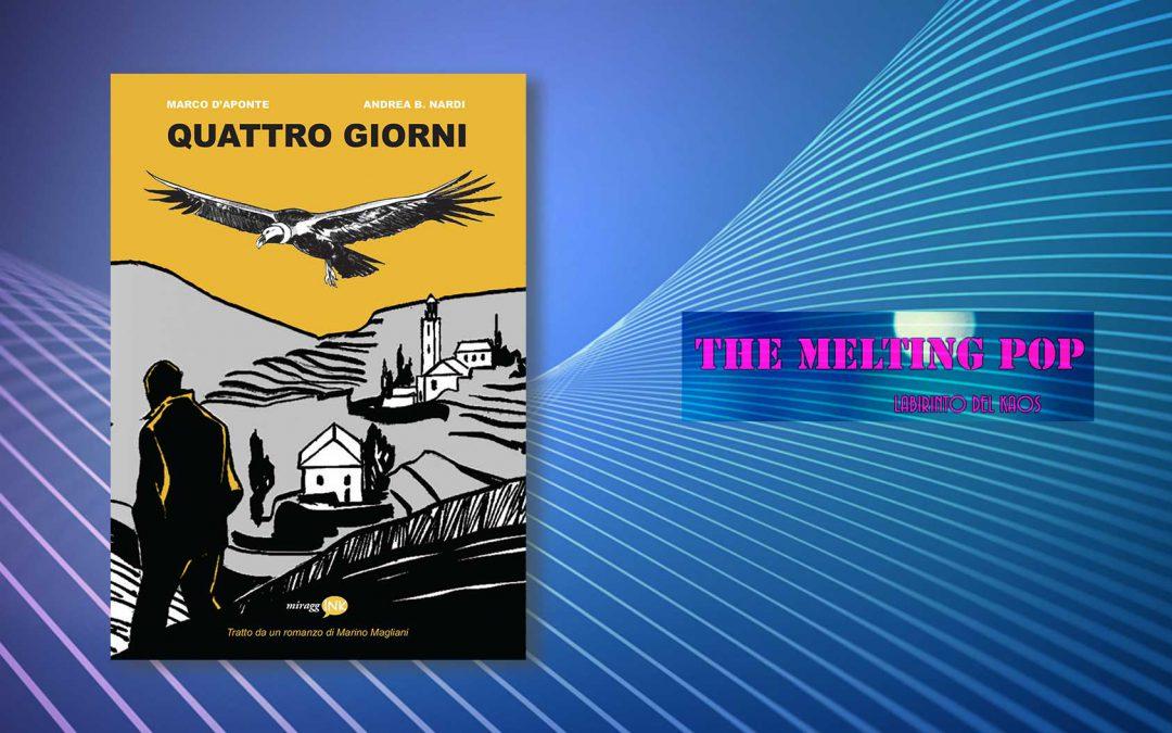 QUATTRO GIORNI – recensione di Francesco Improta su The Melting Pop