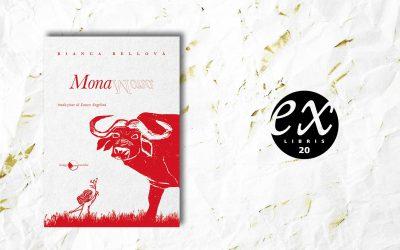 MONA – recensione di Anja Widmann su Exlibris20