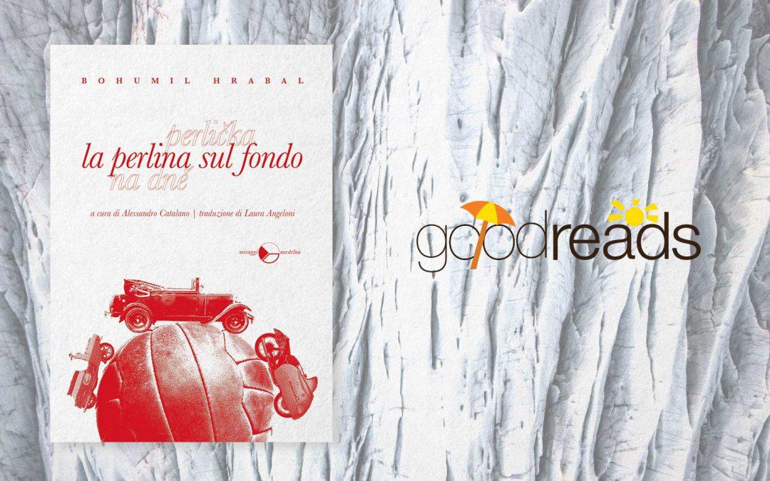 LA PERLINA SUL FONDO – recensione di Come Musica su Goodreads