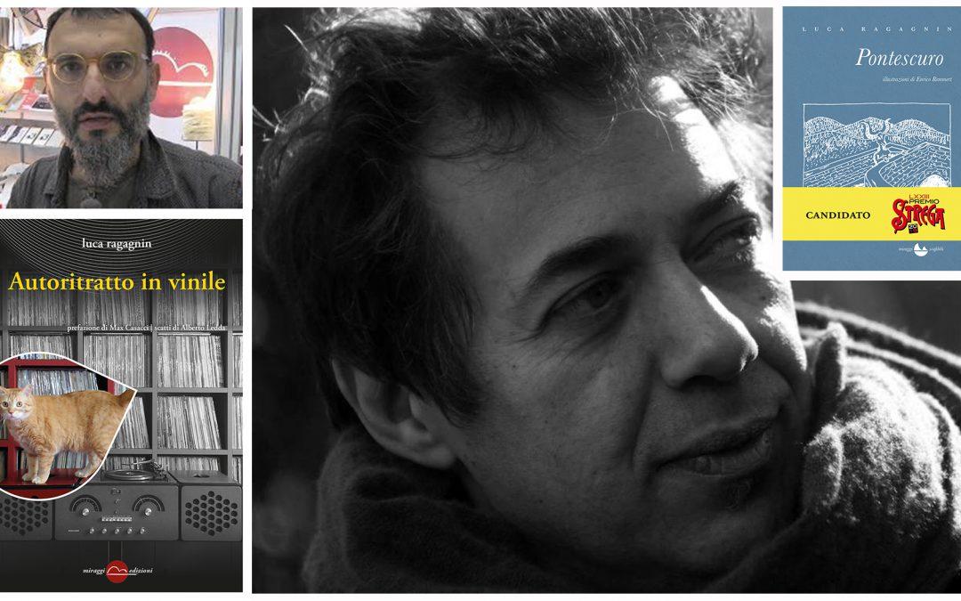 Il Miraggio della Scrittura, voce agli scrittori per imparare a scrivere! Fabio Mendolicchio intervista Luca Ragagnin.