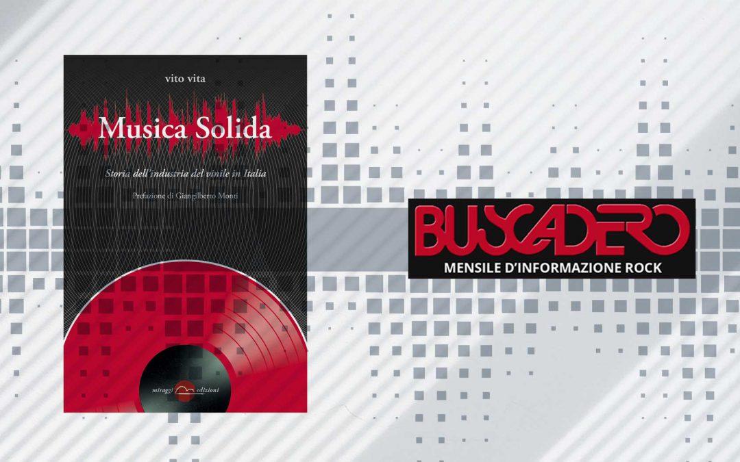 MUSICA SOLIDA – recensione di Guido Giazzi su Buscadero