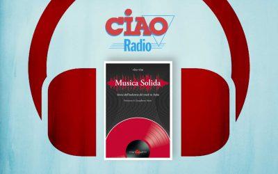 MUSICA SOLIDA – Erika Zini intervista Vito Vita su Bookmania Ciao Radio