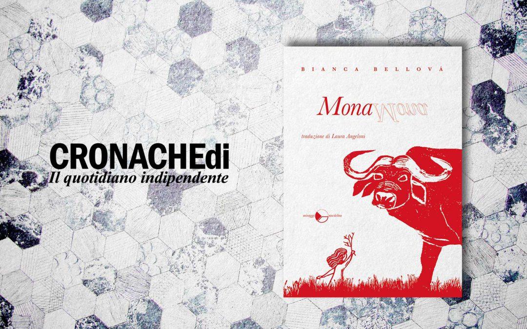 MONA – recensione di Maria Laura Labriola su Cronache di Caserta