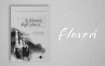 La pianura degli scherzi – recensione di Cristiana Saporito su Flanerí