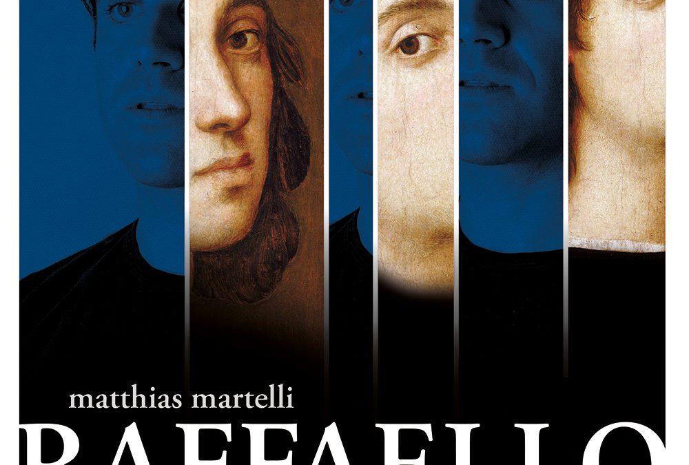 Raffaello, il figlio del vento – pre acquisto con ritiro in teatro
