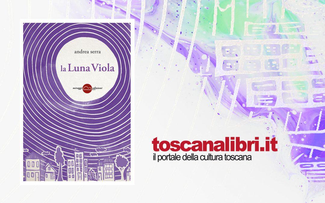 La luna viola – recensione di Simona Trevisi su Toscanalibri