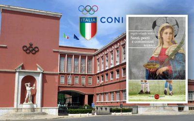 Angelo Orlando Meloni tra i vincitori della 54ª edizione del Concorso Letterario CONI – Menzione speciale