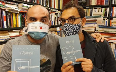 Carlo Borgogno della Libreria Milton legge I PELLICANI