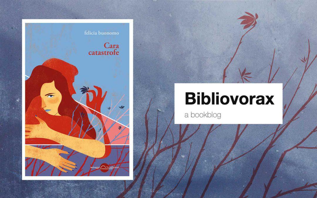Cara catastrofe – recensione/intervista di Gabriella Grasso su Bibliovorax