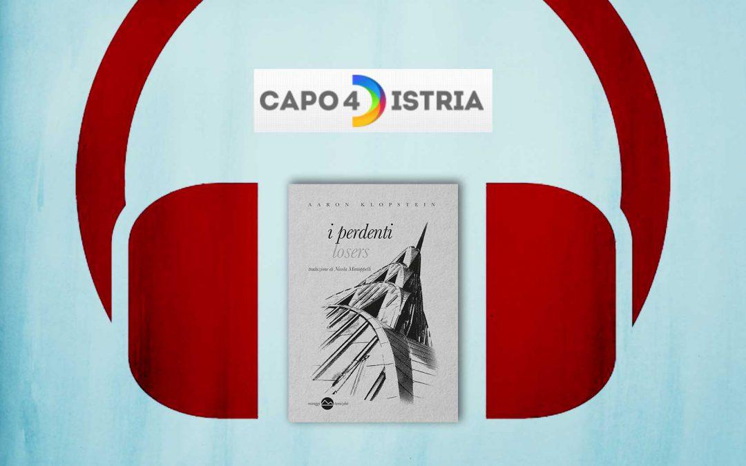 I PERDENTI – intervista a Nicola Manuppelli di Barbara Costamagna su Capodistria (I divergenti)