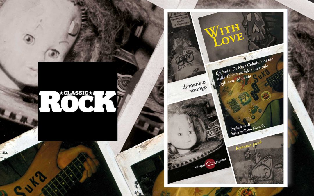 With Love – recensione di Vito Vita su Classic Rock