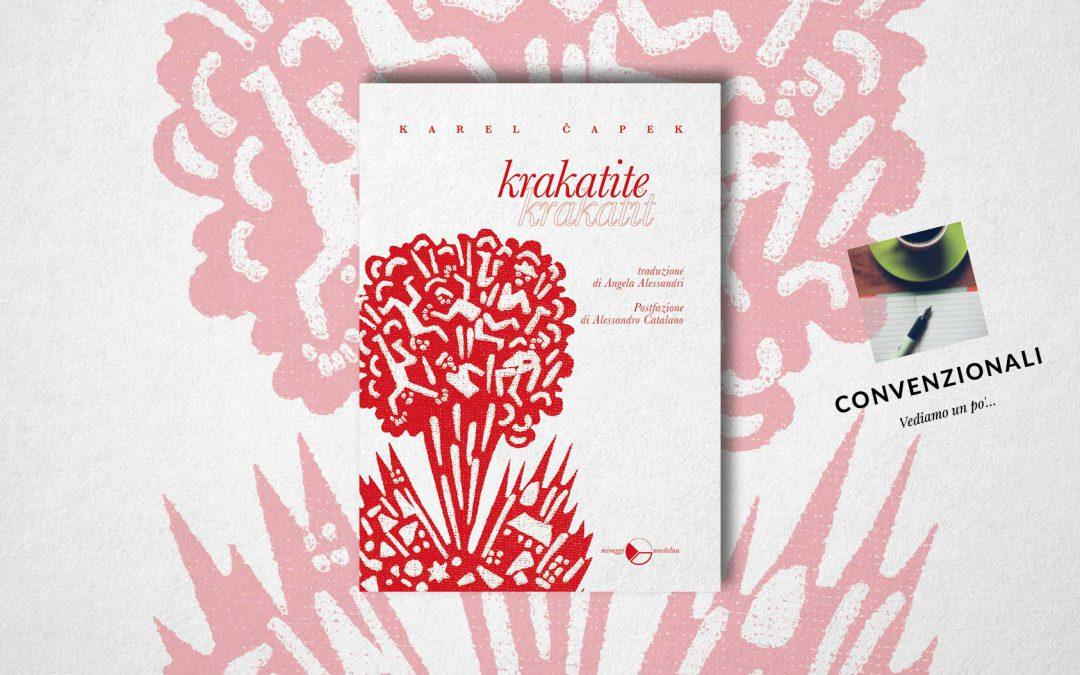 Krakatite – recensione di Gabriele Ottaviani su Convenzionali