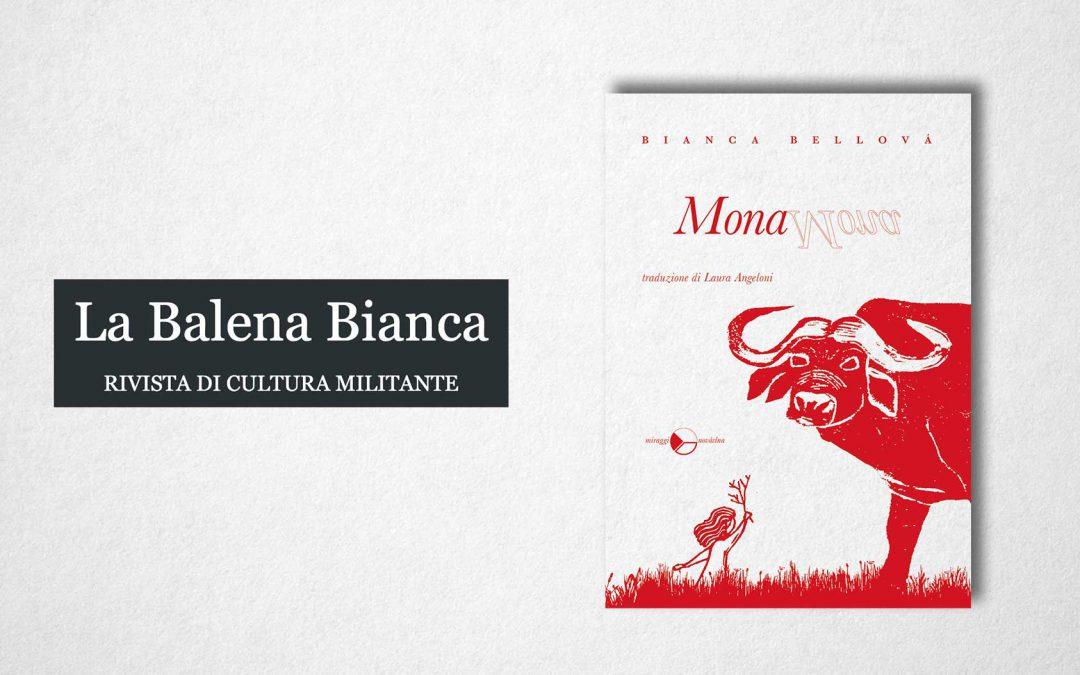 Mona – recensione di Giulia Sardi su La Balena consiglia
