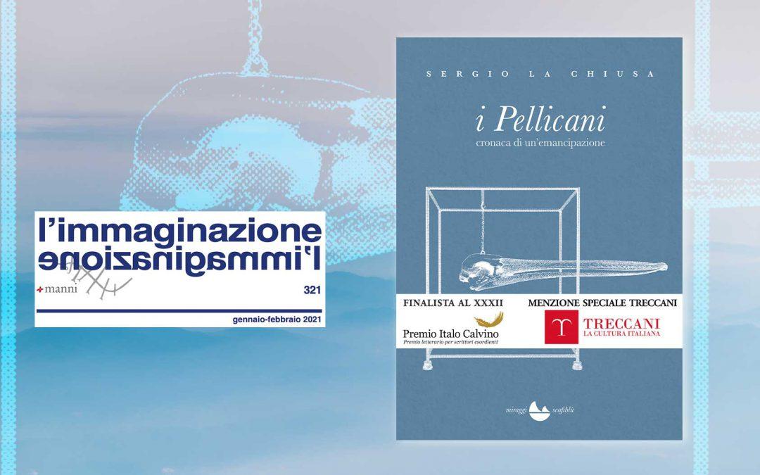 I Pellicani – recensione di Renato Barilli su L'immaginazione